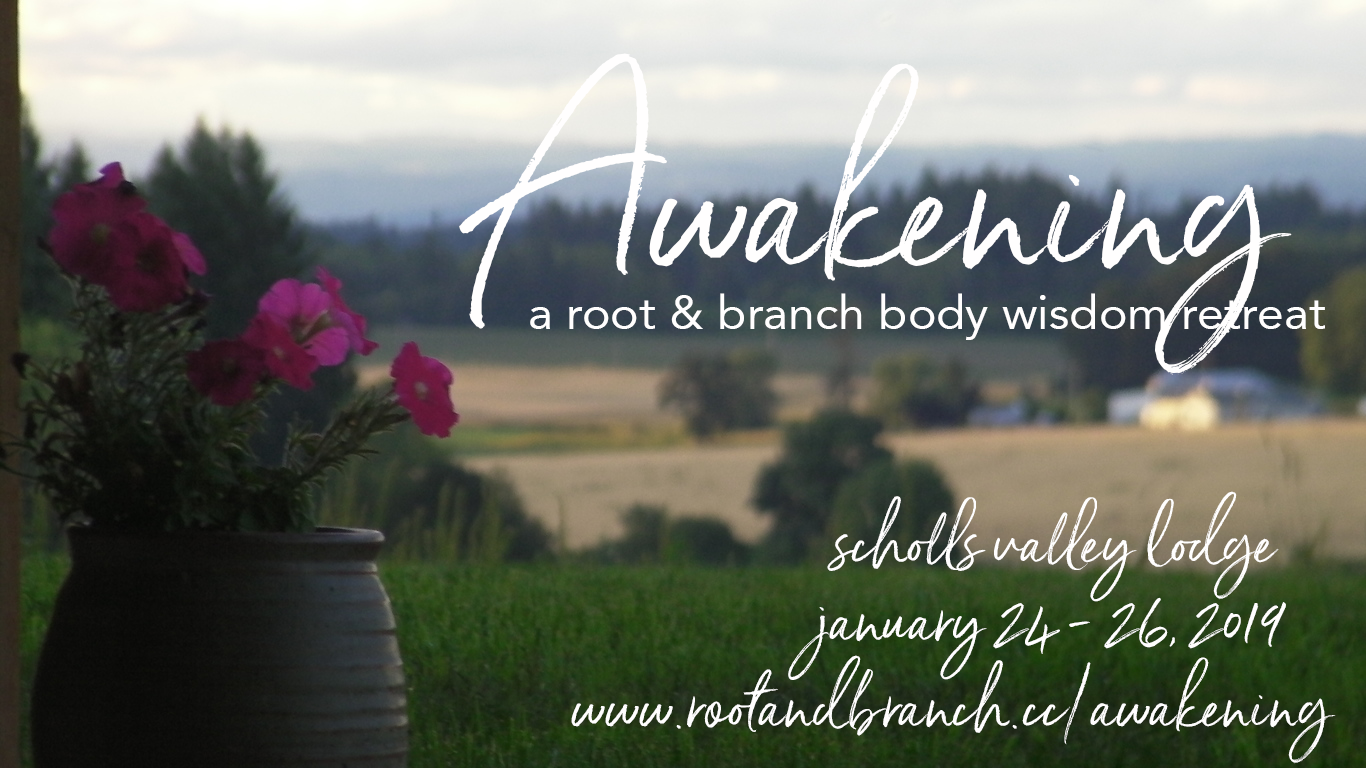 Awakening: A Body Wisdom Retreat