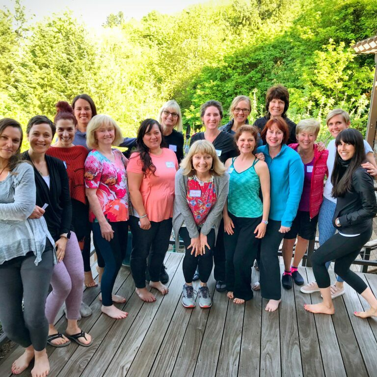 May 2019 Lake Oswego Intensive Retreat