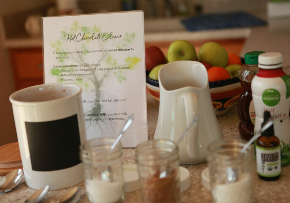 5.19 Intensive Hot Chocolate Station