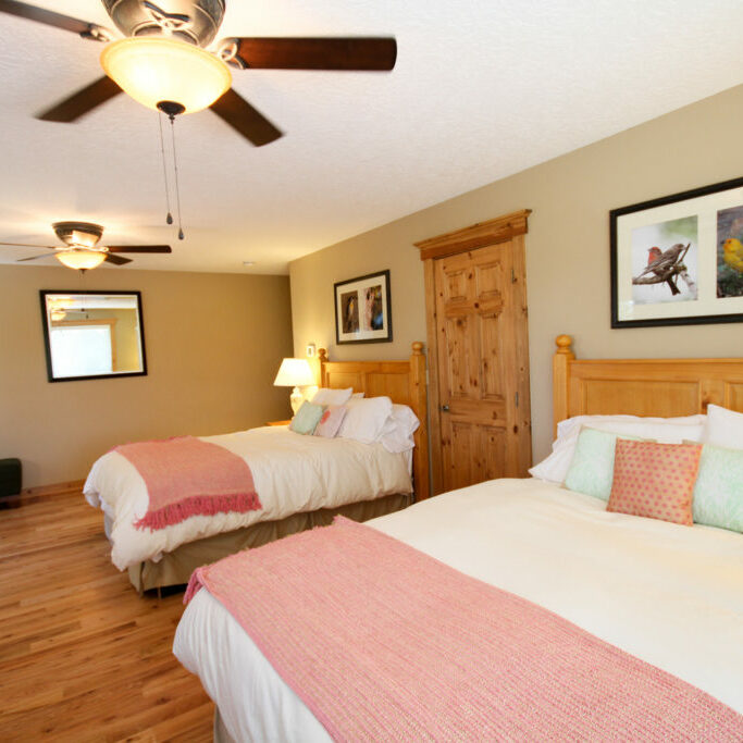 Lodge Guest Room 1